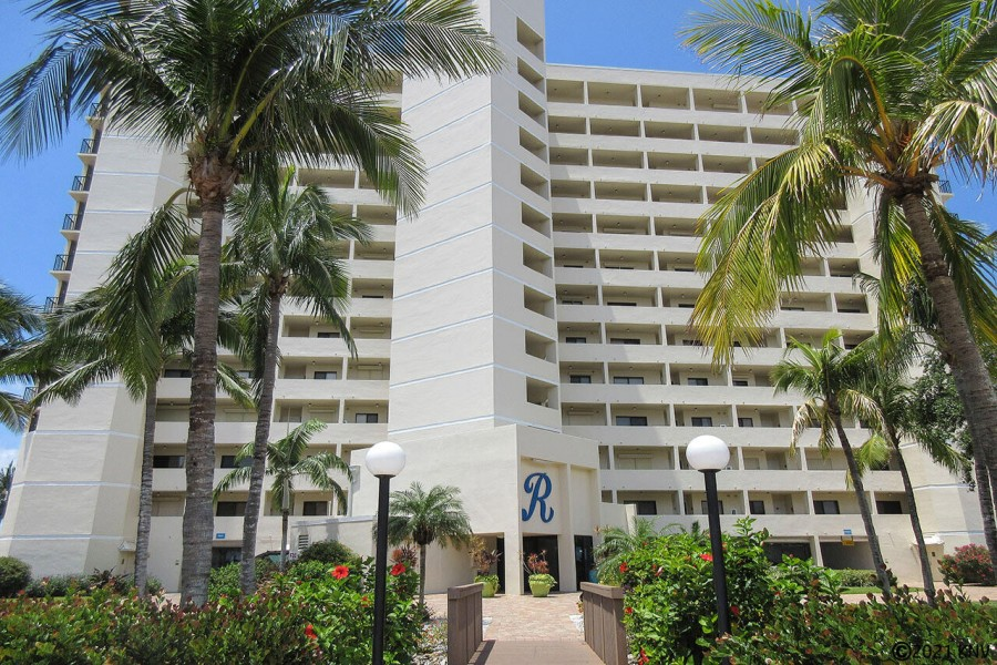 Riviera Club sits right on the Gulf with 7 miles of sugar white sand.