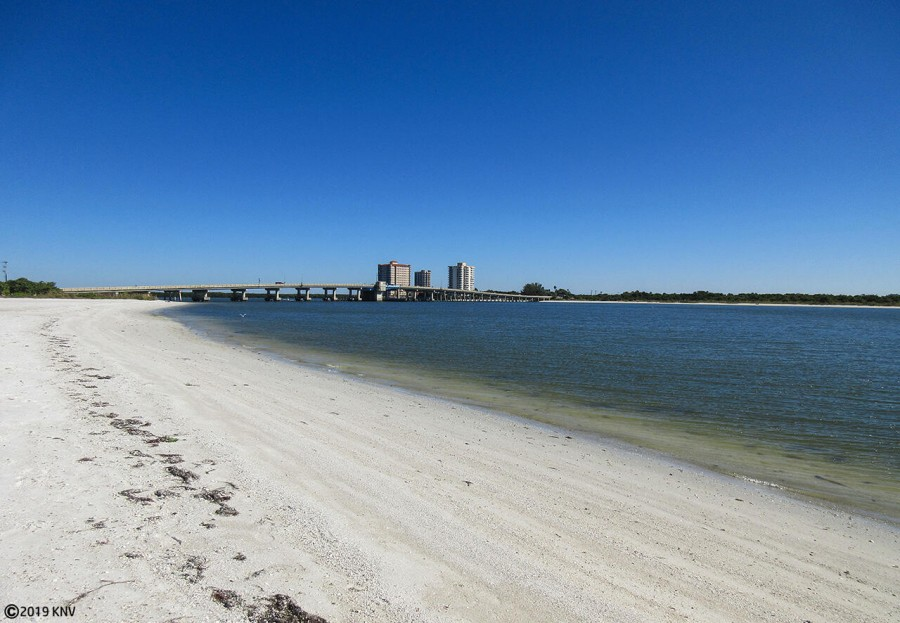 Carlos Pointe Beachfront is miles of sugar sand and Gulf surf.