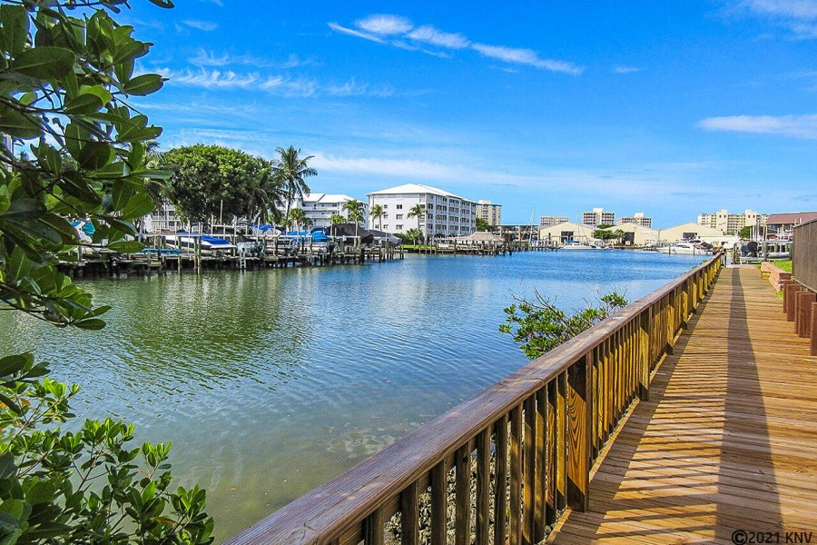 Waterfront at Estero Yacht and Racquet Club