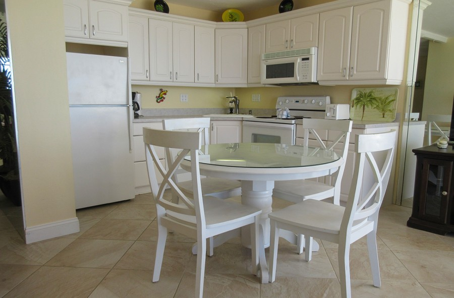 Kitchen at Estero Beach And Tennis Club 1106A