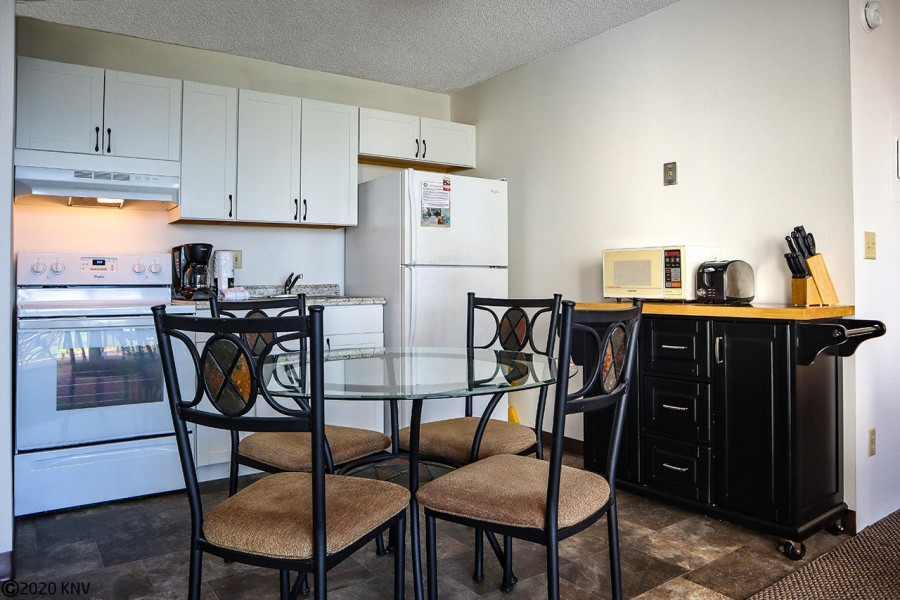 Fully Equipped Kitchen at Estero Beach And Tennis Club 105B