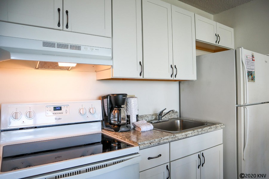 Kitchen at Estero Beach And Tennis Club 105B
