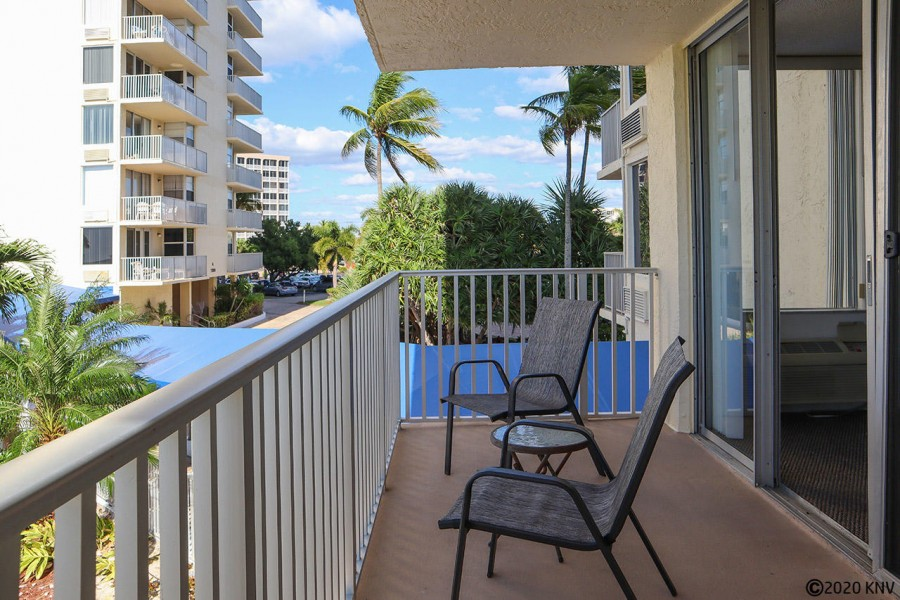 Balcony at Estero Beach and Tennis Club 105B
