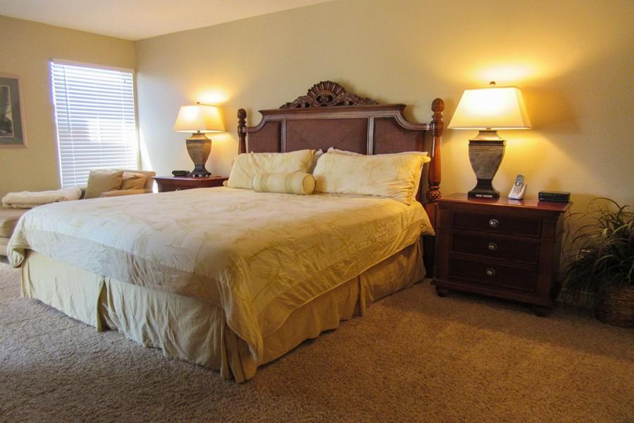 Master Bedroom En Suite at Eden House 205
