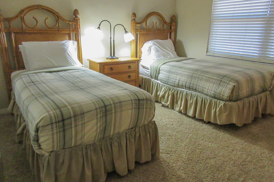 Guest Bedroom at Eden House 205