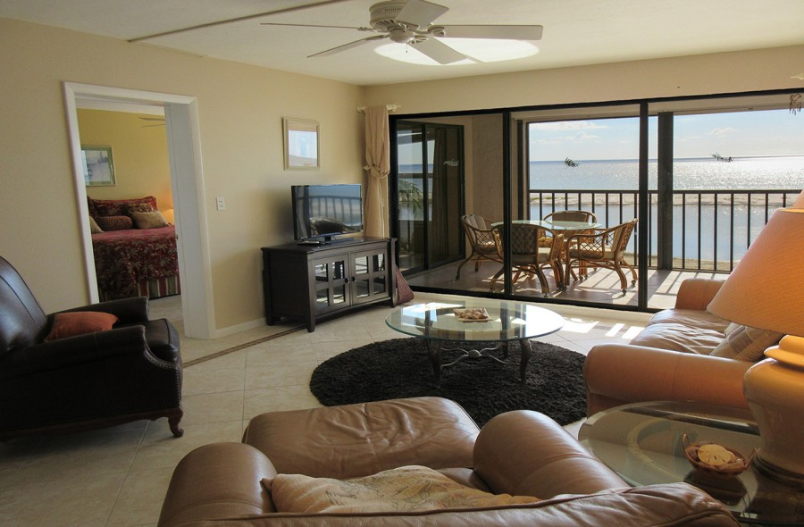 Eden House 302 Beachfront Vacation Condo with Direct Gulf Views