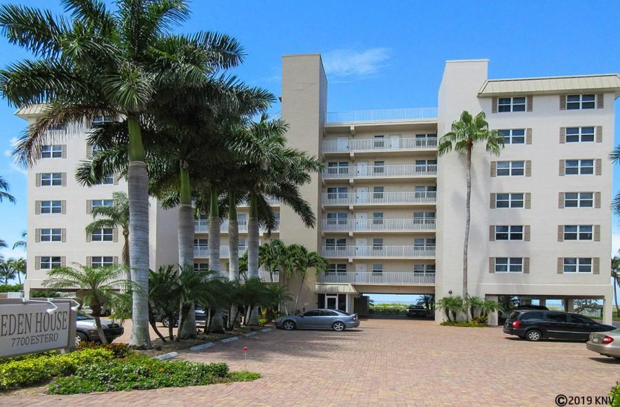 Eden House Vacation Condominiums on the Beach