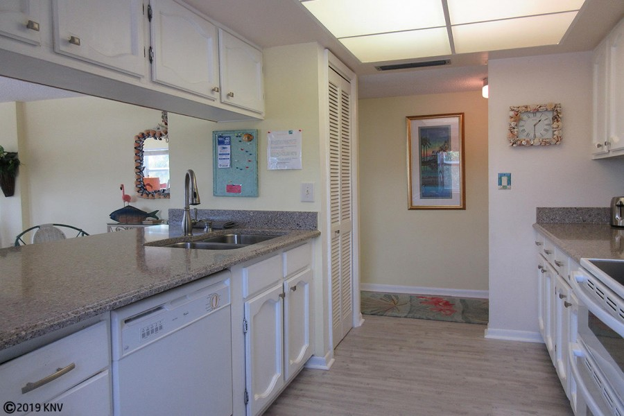 Fully Equipped Kitchen at Eden House 306
