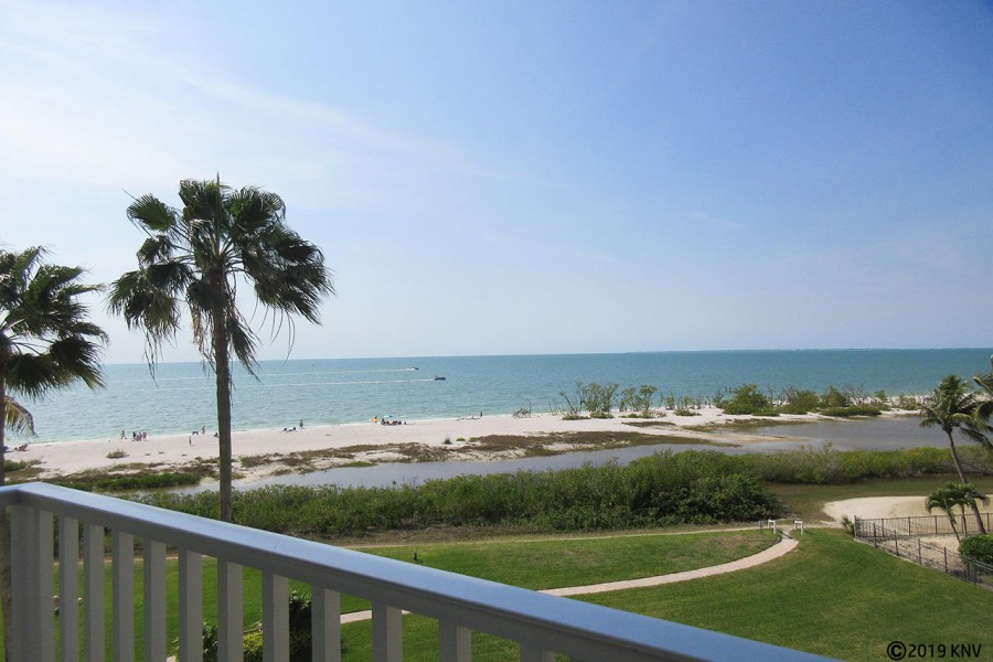 Gulf View from the Balcony offers the perfect spot for our world class sunsets