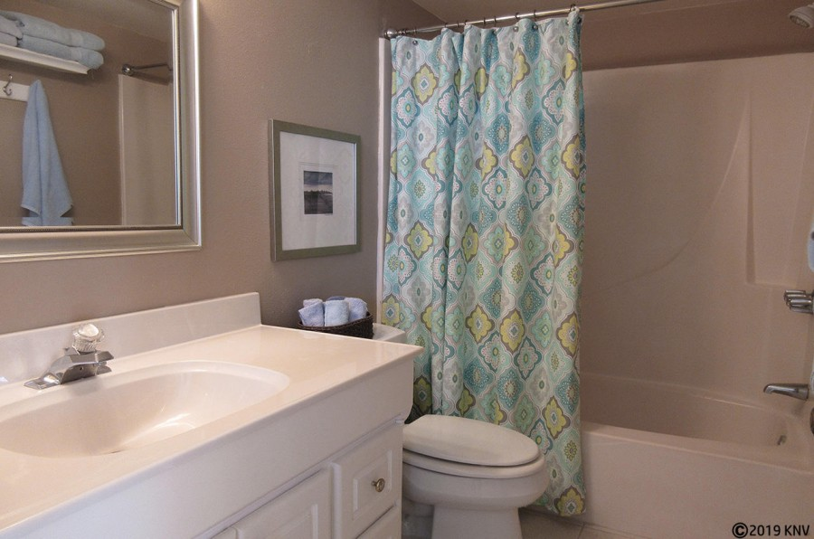 Full Bath at Estero Beach And Tennis Club 606A