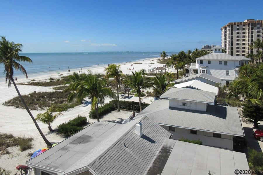 Beachfront at Estero Sands