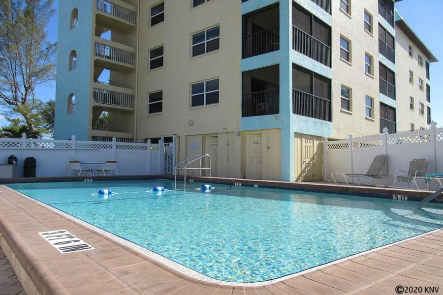 Estero Sands Resort Pool