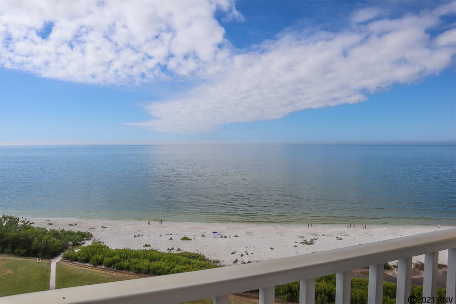 View of the Gulf from your Balcony