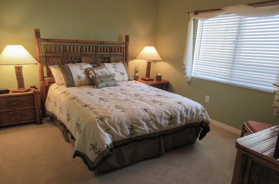 Casa Marina 732 Guest Bedroom
