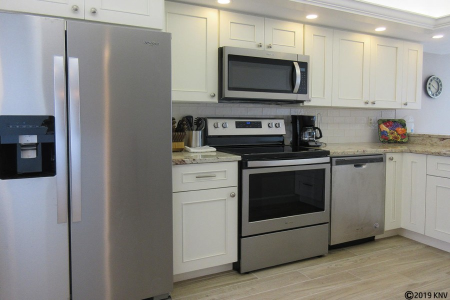 New appliances at Islands End 501