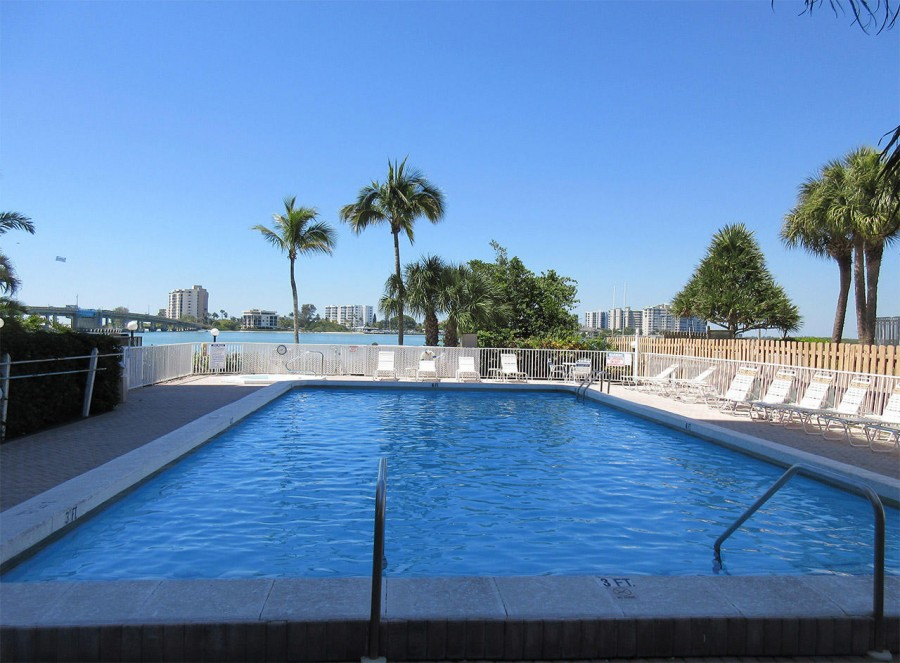 Lovers Key Beach Club Resort Sized Heated Pool