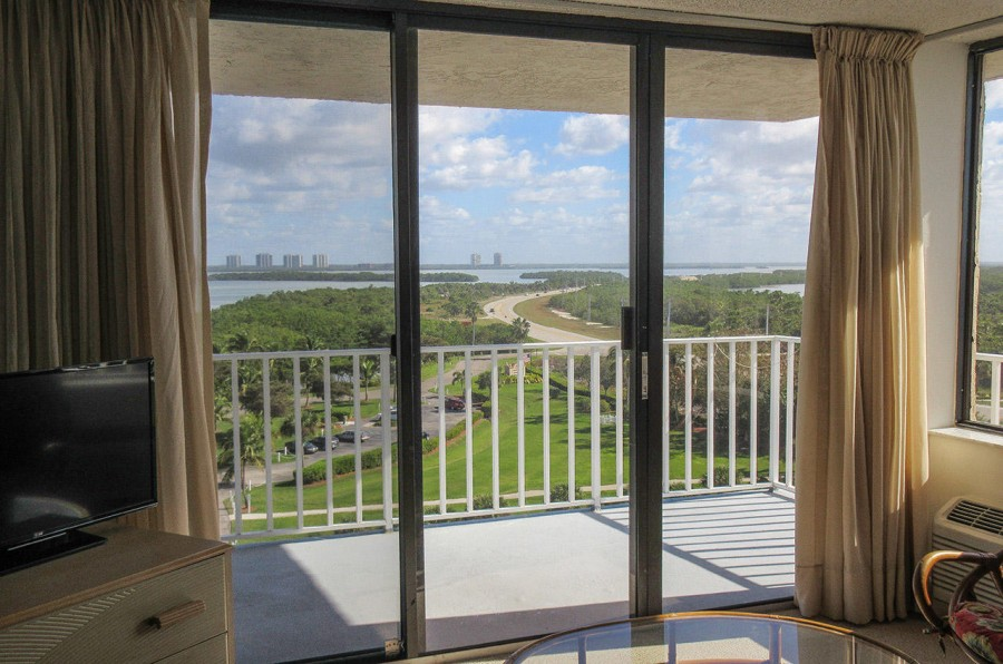 Balcony at Lovers Key 807