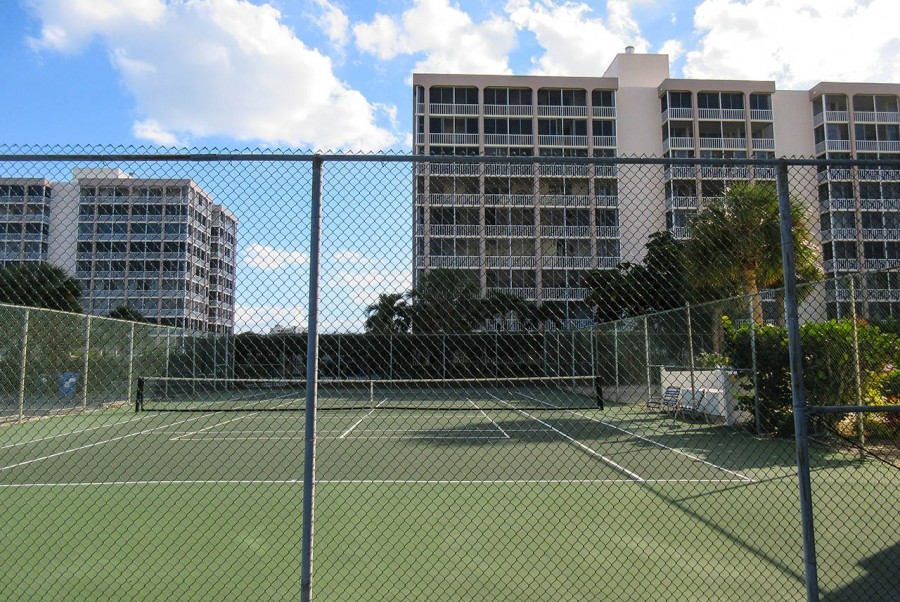 Terra Mar Resort Tennis Courts