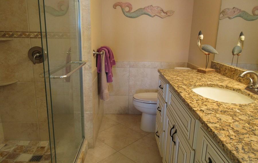 Terra Mar 903 Master Bath with Walk In Shower