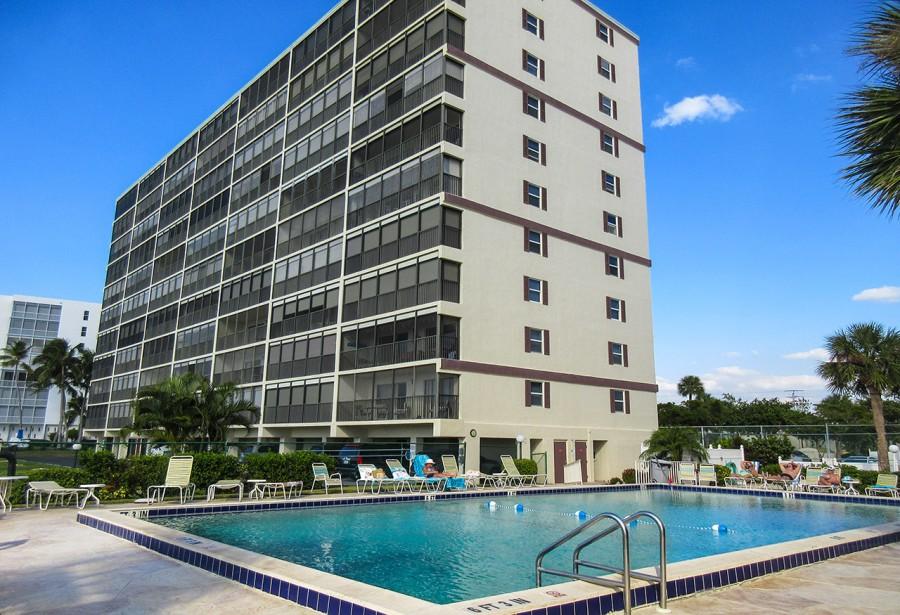 Terra Mar Beachfront Resort Condominiums