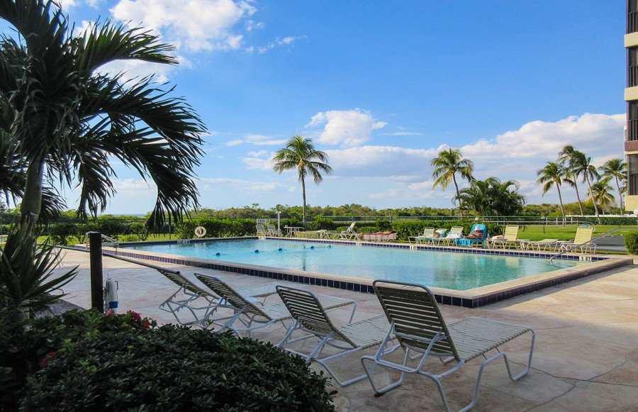 Terra Mar Resort Sized Heated Pool