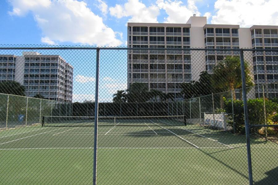 Terra Mar Tennis Courts