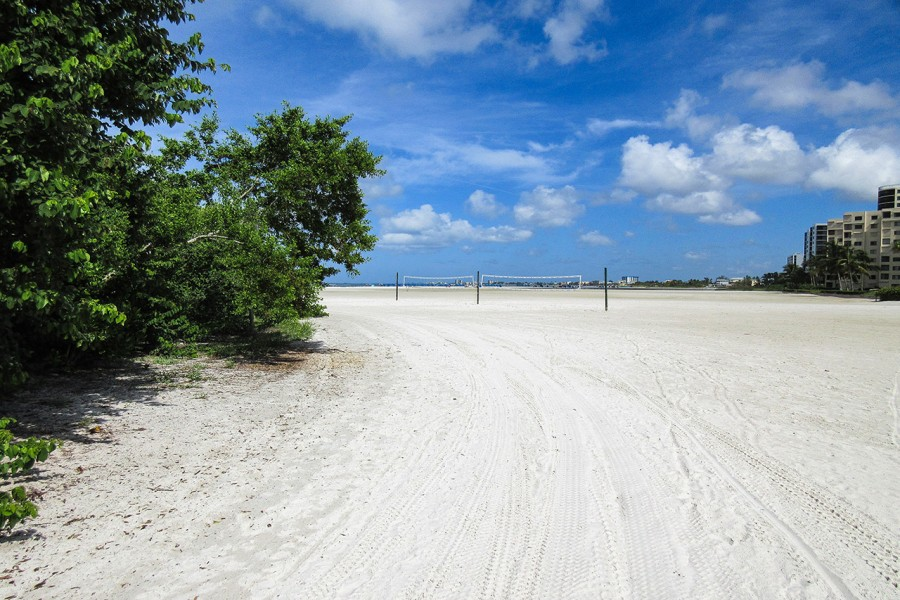 Sand Caper Resort Condos Path to 7 miles of white sandy beach and turquoise waters of the Gulf