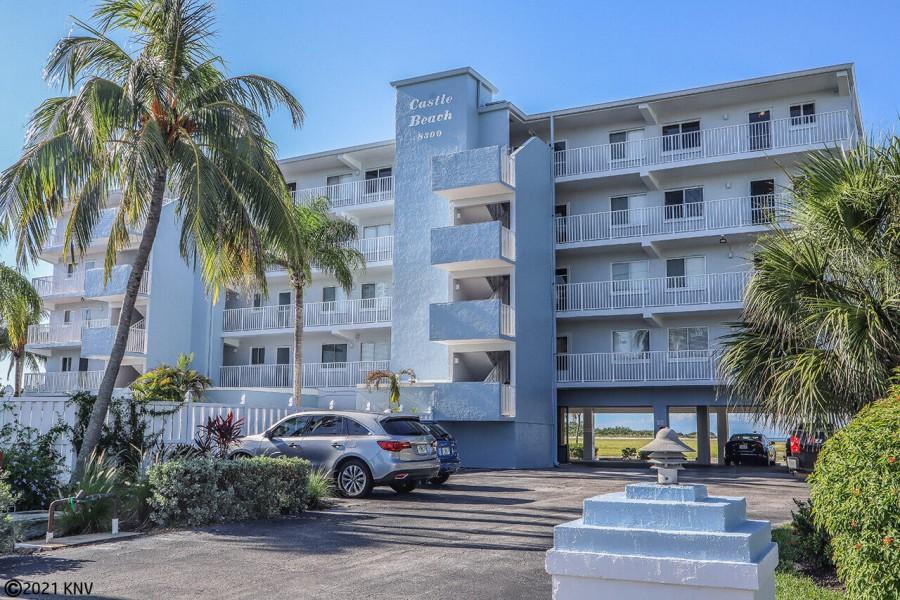 Castle Beach Gulf Front Condominiums