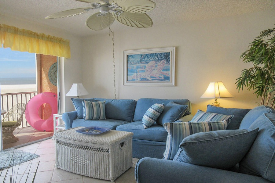Castle Beach 304 Gulf Front Vacation Condo