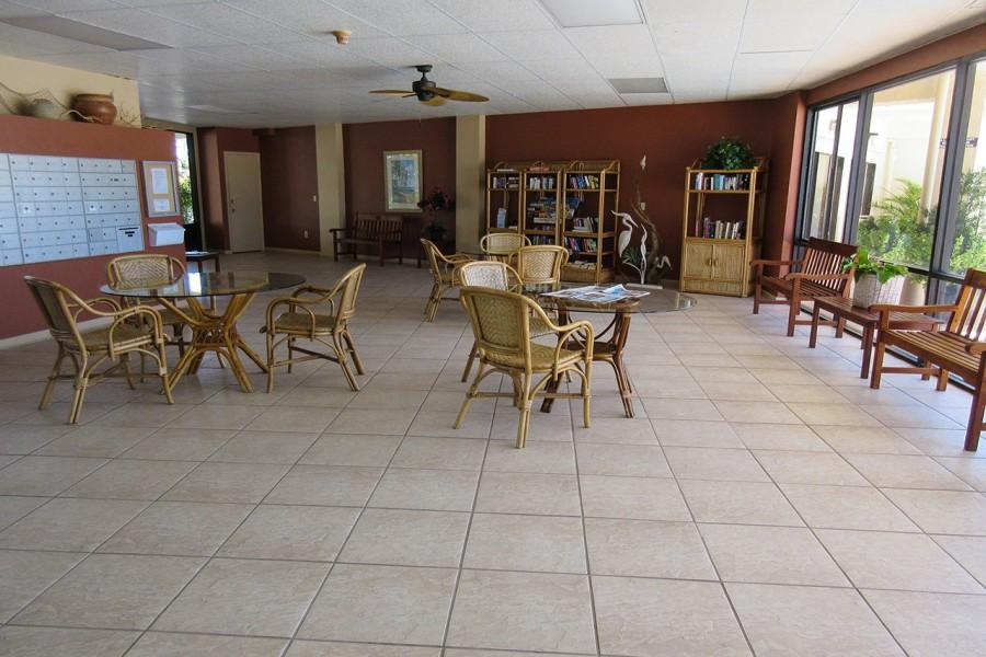 Carlos Pointe Social Room for Guests