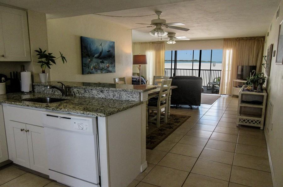 Carlos Pointe 131 Beachfront Condo with Direct Gulf View