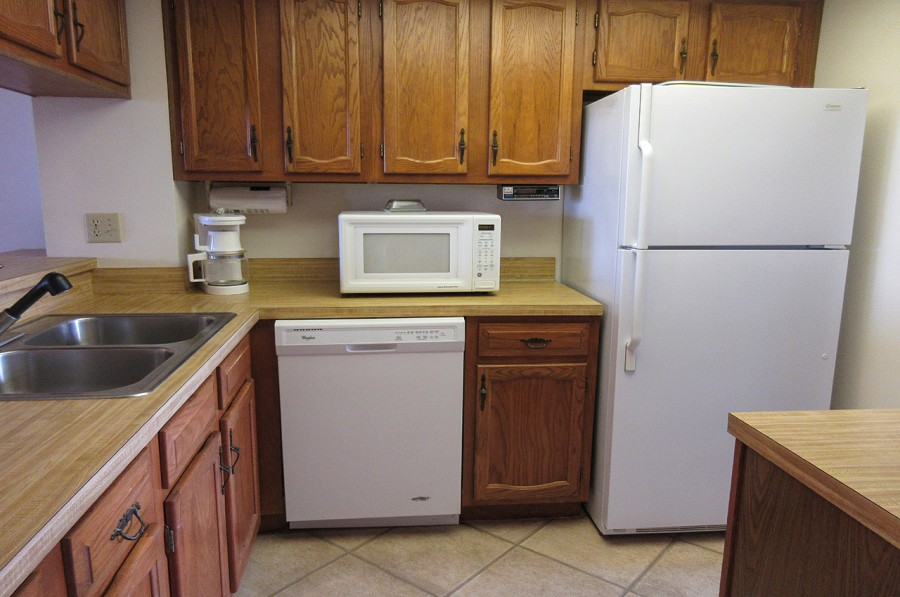 Harbour Pointe 524N - Fully Equipped Kitchen