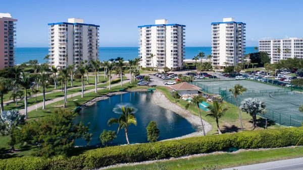 Estero Beach and Tennis in Fort Myers Beach, Florida