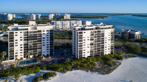 Islands End in Fort Myers Beach, Florida